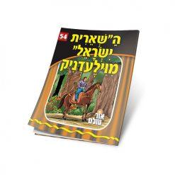 """ה""""שארית ישראל"""" מוילעדניק"""